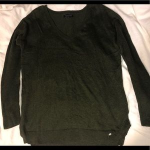 Olive Green AE Sweater